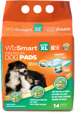 WizSmart Premiul Dog Pads Ultra XL